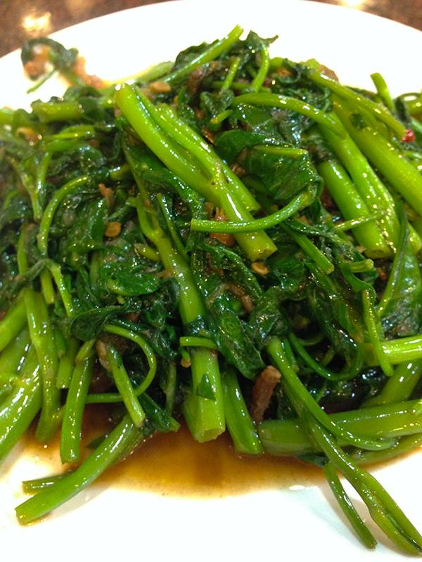 Good Satay 好時沙嗲 空芯菜