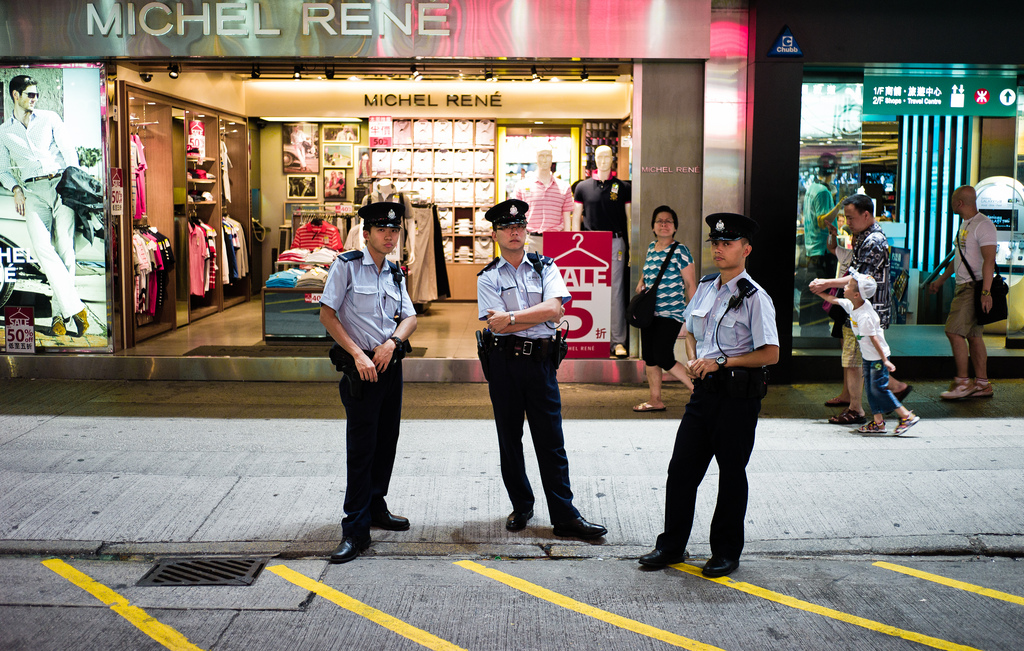 画像元: Night Beat (Mong Kok) via photopin (license)