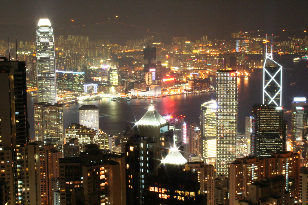 photo credit: Hong Kong Harbour at night via photopin (license)