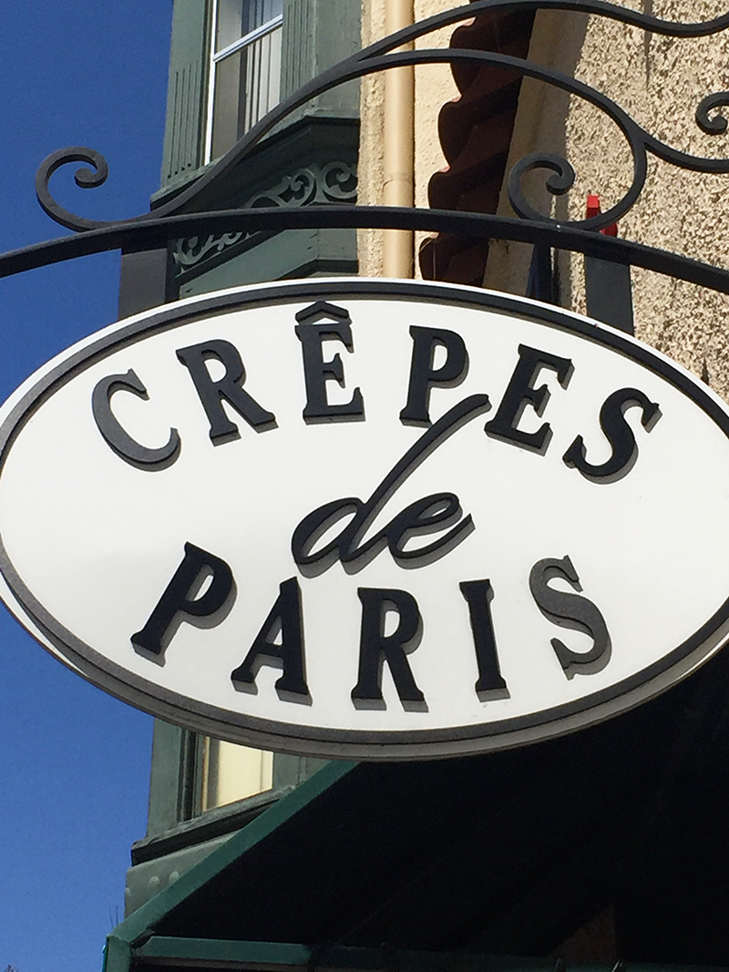 Crepes de Paris パサデナ